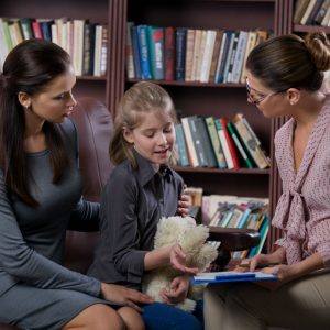 Parents and Children - Therapy for Children